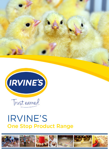 Broiler Guides – Irvine's Zimbabwe