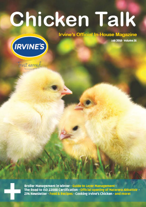 Day Old Chick Distributors – Irvine's Zimbabwe